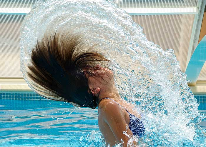 Swimming with Hair Replacements