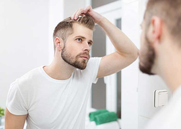 mellinnal men hair loss - Jacksonville, FL
