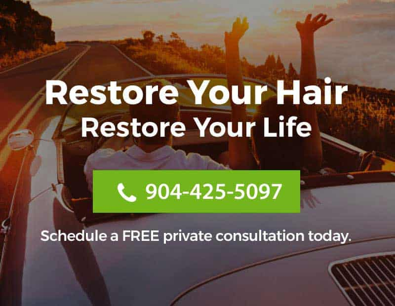 Hair Loss Restoration Replacement